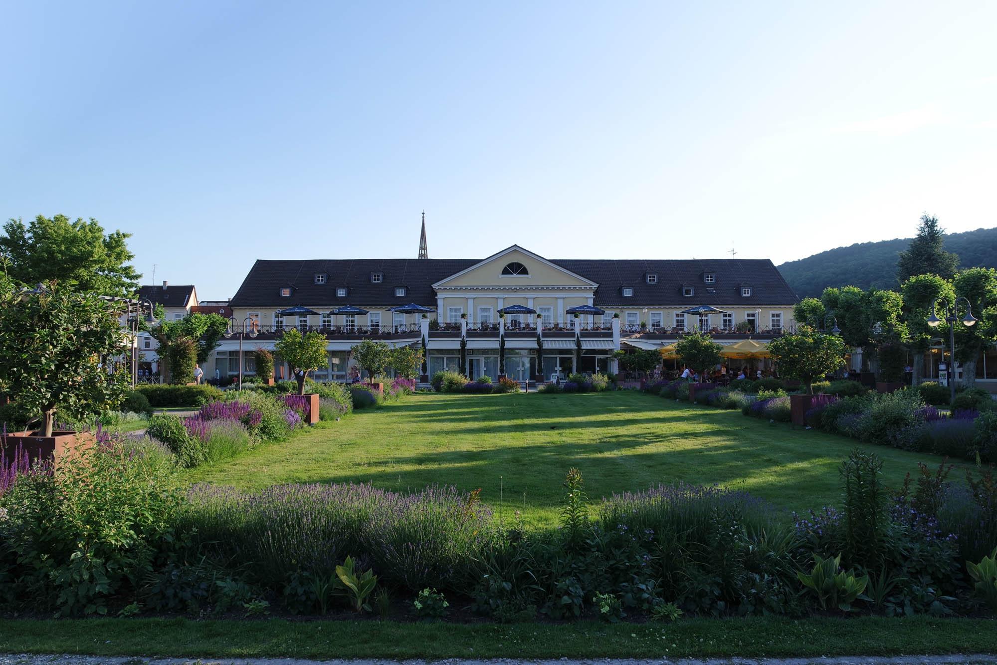 Kurpark Bad Dürkheim Casino Spielbank Ferienwohnung Maier Bad Dürkheim Ungstein Fewo