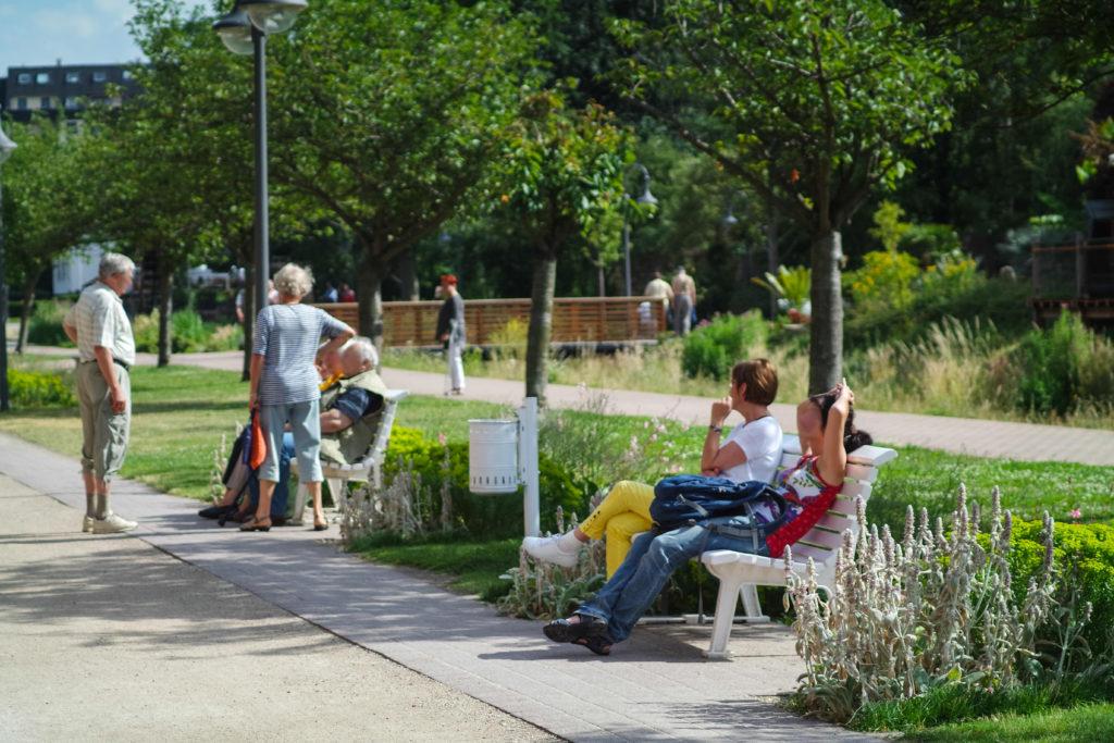 Kurpark Bad Dürkheim Gradierbau Ferienwohnung Maier Bad Dürkheim Ungstein Kurpark