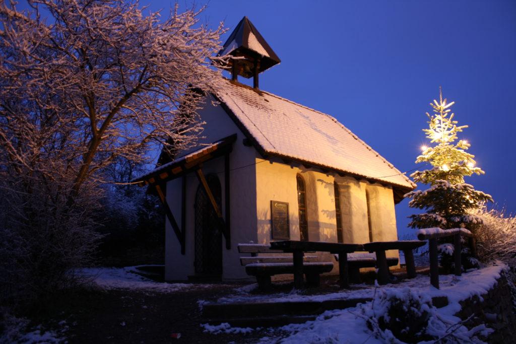Michaels Kapelle Bad Dürkheim - Ferienwohnung Maier Bad Dürkheim Ungstein Fewo Urlaub in Bad Dürkheim